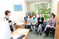 В Киевского городском центре занятости