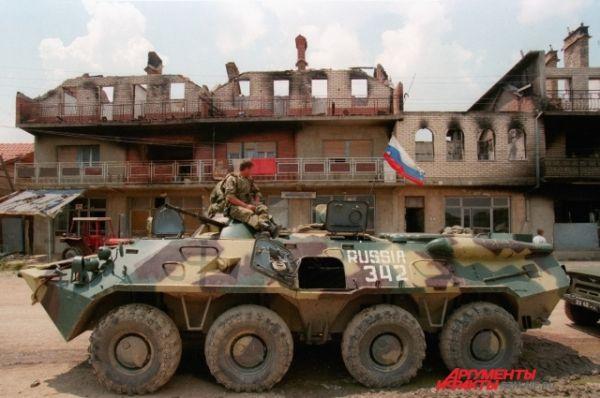 1999 год, Косово.