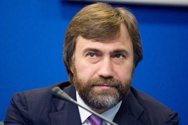 Вадим Новинський, почетный президент ФК «Севастополь»