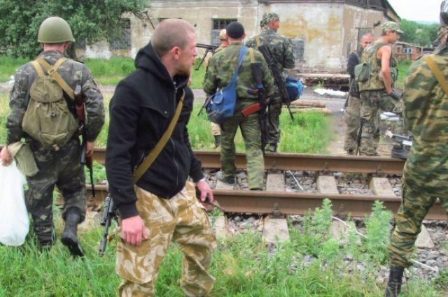 Боевики ДНР