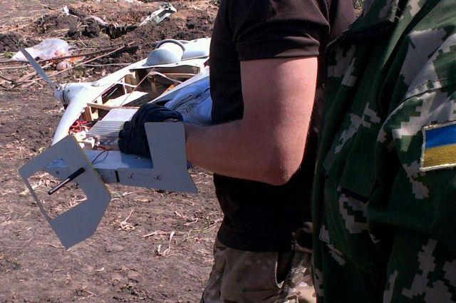 Беспилотник из РФ