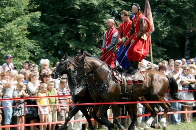 Всеукраинский фестиваль «Конотопская битва 2014»