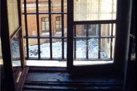 Тюремный двор.