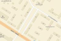 Новый сквер может появиться вдоль домов №№ 36, 36А, 38, 38А по проспекту Мира до школы № 109.