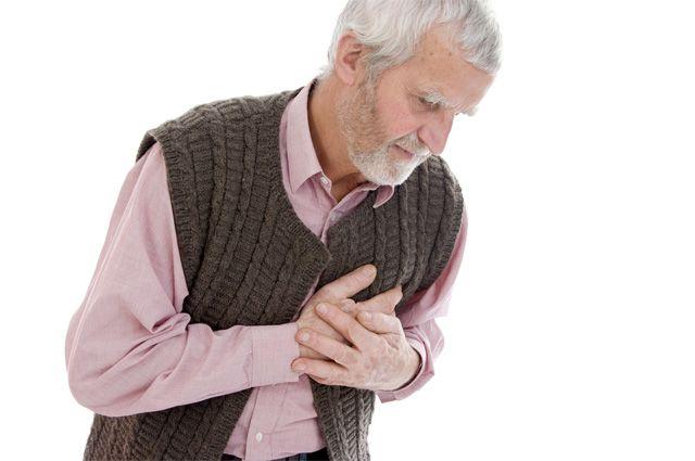 Первая помощь человеку при инфаркте