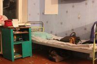 Комната в общежитии ЮУрГИИ имени П.И. Чайковского.