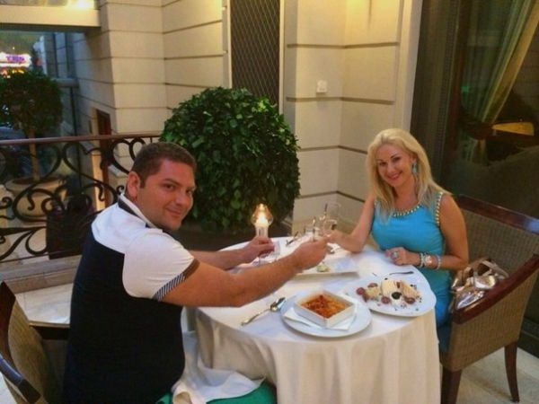 Екатерина Бужинская и Димитар Стойчев