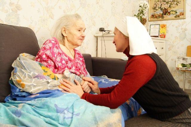 Сестры милосердия приглашают уральцев в школу