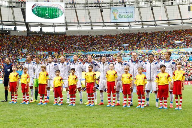 22 июня ребята вывели на поле стадиона в Рио российскую сборную. Среди счастливчиков было пятеро россиян.