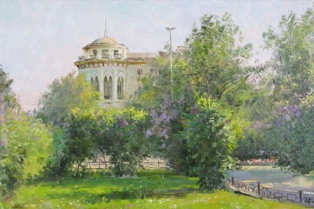 В краеведческом музее выставят картины известного уральца Алексея Ефремова