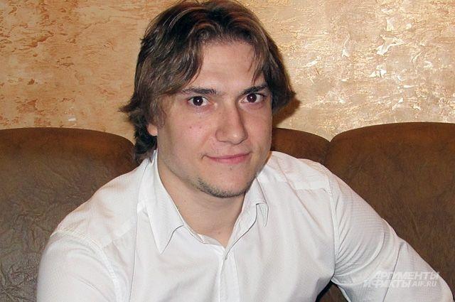 Сергей Плотников.