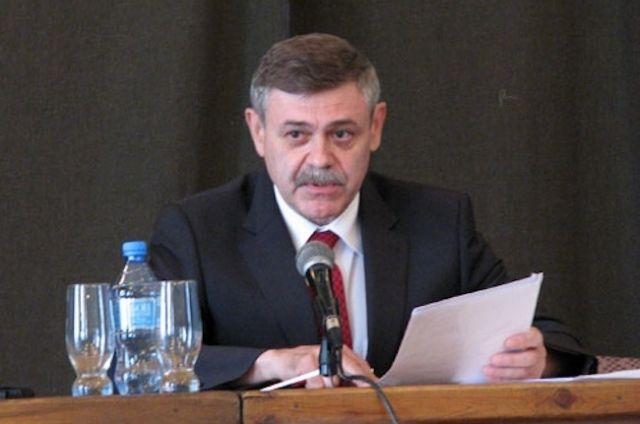 Андрей Борсук, экс-глава Краматорска