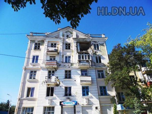 Разгромленные квартиры жителей Краматорска