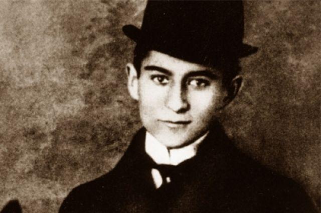 Франц Кафка, 1913 год.