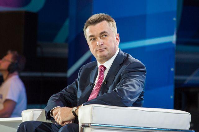 Владимир Миклушевский на встрече с приморцами.
