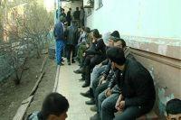 Рейд полиции и ФМС по поиску трудовых нелегалов в Хабаровске