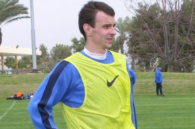 Александр Ковпак, нападающий «Ворсклы»