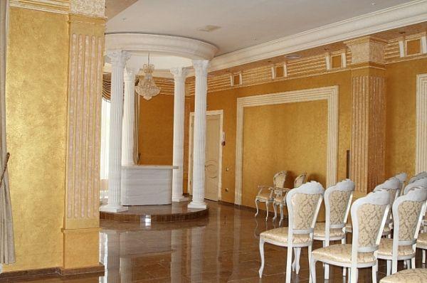 Интерьеры «золотого» зала