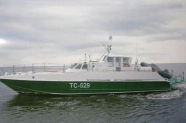 Таможенное судно ТС-529