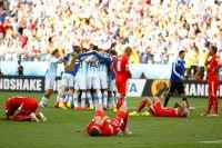 90 минут матча Аргентина – Швейцария вышли одними из самых скучных на текущем ЧМ. Но последние минуты второго дополнительного тайма все компенсировали с лихвой.