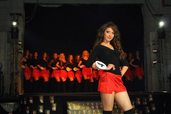 В Днепропетровске выбрали самую красивую студентку