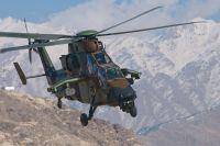 Ударный вертолет «Тайгер».