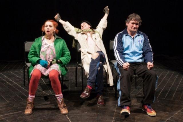 В ноябре «Тильзит-театр» представит этот спектакль московской публике.