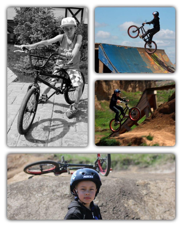 Участник №20, Гессен Марк, 9 лет