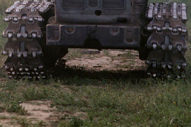 ДТП с трактором случилось в темное время суток.