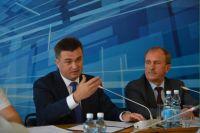 Сергей Сидоренко и Владимир Миклушевский