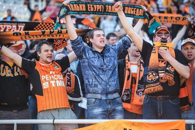 Футбольный «Урал» будет проводить встречи чемпионата страны в Нижнем Тагиле