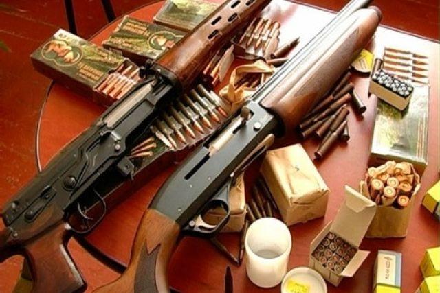 Добровольная сдача оружия