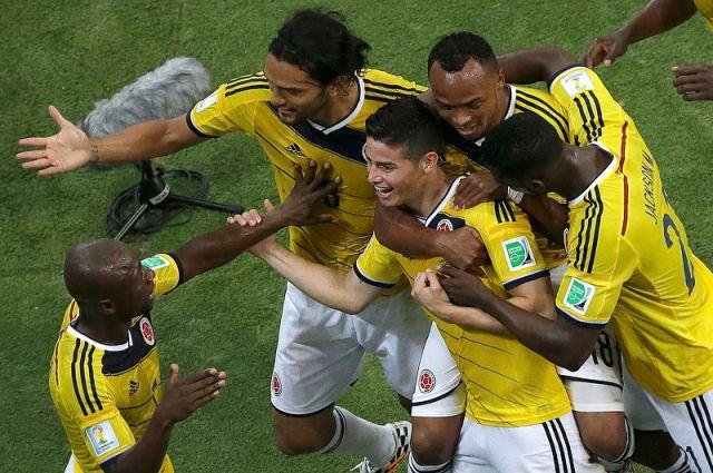 Великолепной сборной Колумбии вполне по силам сотворить главную сенсацию турнира — выбить из розыгрыша ЧМ команду Бразилии.
