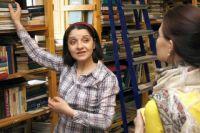 Хозяйка Дома «Люди и книги» Лариса Аветисян создала добровольное сообщество любителей книг.