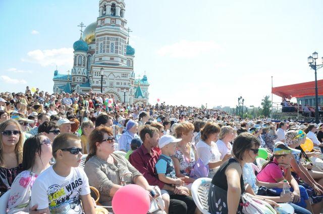Основные мероприятия развернутся на Соборной площади.