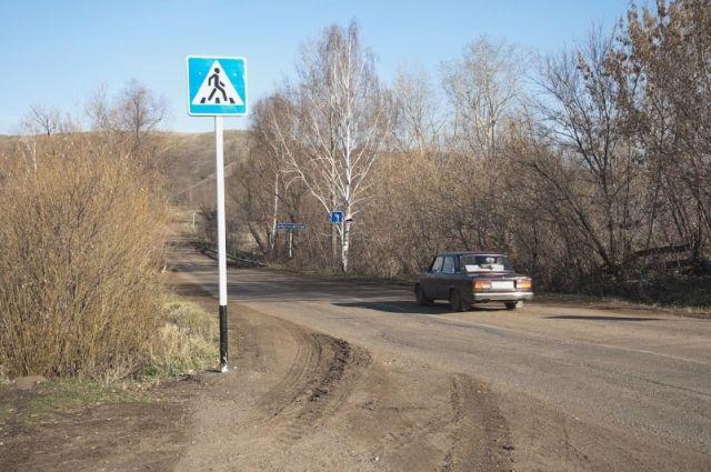 В Омской области занимаются строительством сельских дорог.