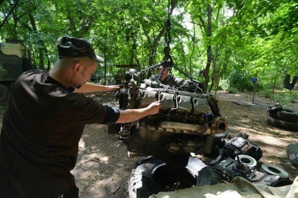 АТО на Донбассе