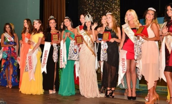 В конкурсе принимали участие 24 модели с разных стран мира и отдельных регионов