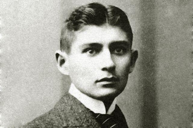 Фанц Кафка. 1907 год.