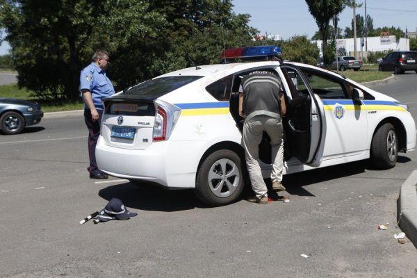 Расстрел четырех сотрудников ГАИ в Донецке