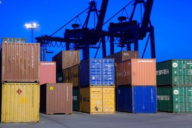 Экспорт груза
