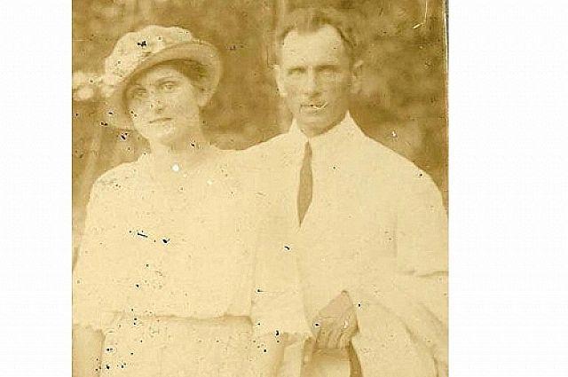Маргарита и Владимир Арсеньевы.