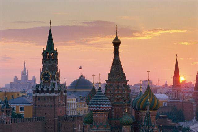 Сердце России - Красная площадь - в списке ЮНЕСКО.