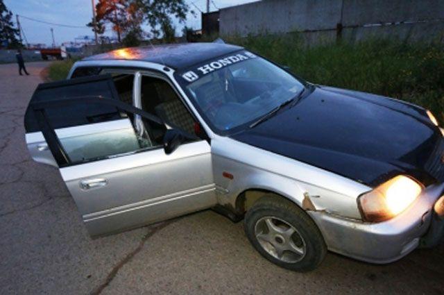 Через два часа после сообщения правоохранители задержали предполагаемых угонщиков.