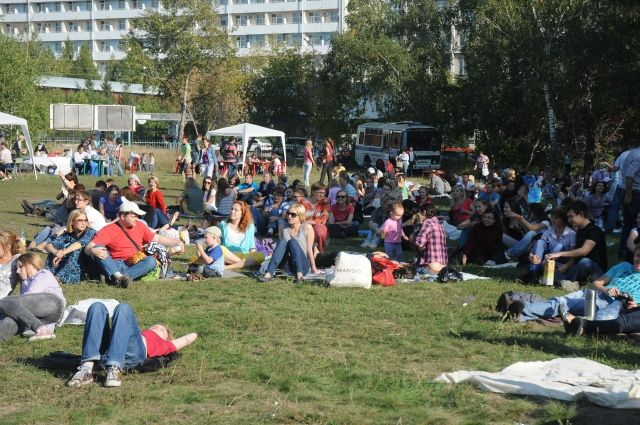 Омичи смогут отдохнуть на Городском пикнике.