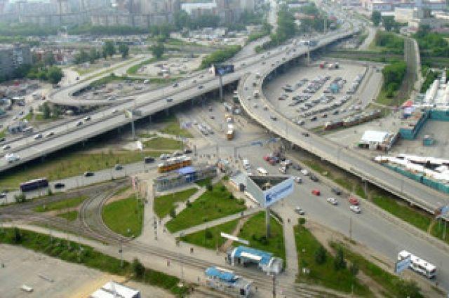 В Екатеринбурге начался ремонт улицы Бебеля