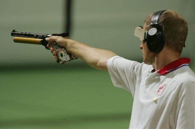 Екатеринбургские стрелки завоевали бронзу на Всероссийском первенстве