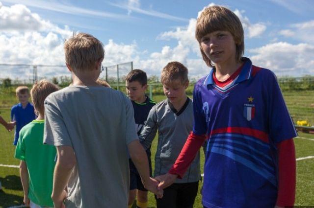 Дети из Эстонии