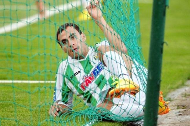 Сергей Зенев, нападающий «Блэкпула»