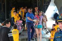 В Ярославскую область приехало более 500 украинских беженцев.